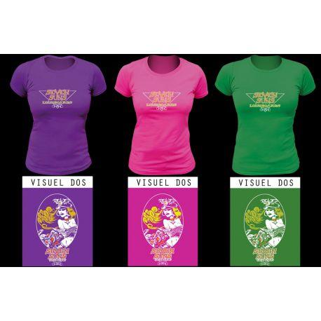 T-Shirt Femme Modèle Pin up