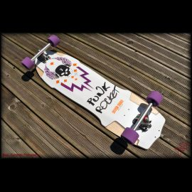 Seven Suns Longboards Punk Rocket Pack Freeride